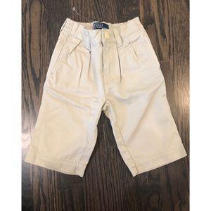 Ralph Lauren infant 9 month khaki pants. New
